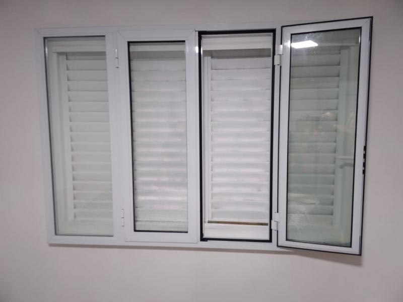 Quanto Custa Janelas para Condomínios na Vila Prudente - Janela de Alumínio para Hotel