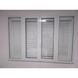 empresa de janelas para fachadas de prédios Santo Amaro