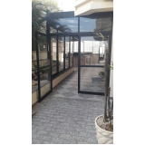 instalação de porta com isolação acústica Vargem Grande Paulista