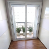 isolamentos acústico para portas e janelas Cupecê