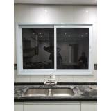 janela acústica de sobrepor Residencial Três