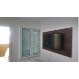 janela de alumínio para lavanderia preço Brooklin