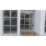 janela de comércio preço Tamboré