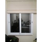 janela acústica de correr
