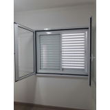 janelas anti ruído construção civil preço na Liberdade