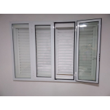 janelas para fachadas de prédios na Sé