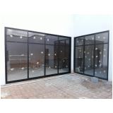 porta anti ruído Residencial Doze