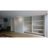 porta de correr para consultório na Santana de Parnaíba