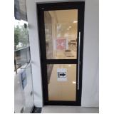portas automática para comercio Residencial Doze