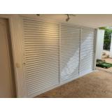 porta automática garagem